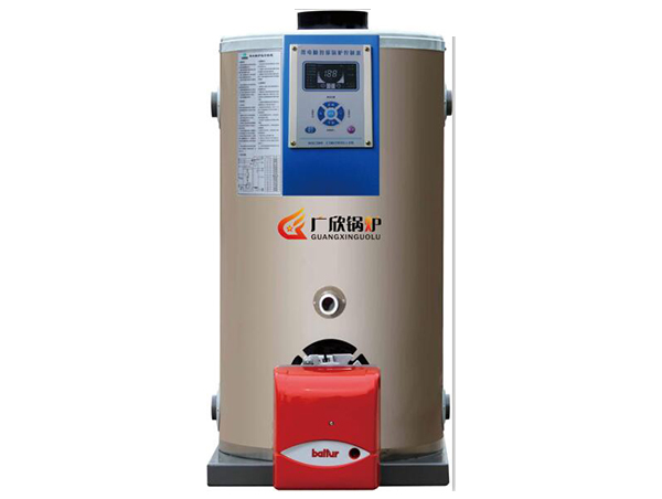 CLHS常压立式燃油(气)热水锅炉