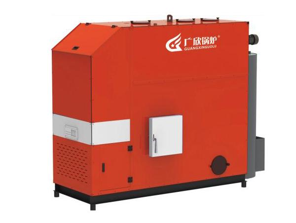 CWHS常压卧式生物质热水锅炉