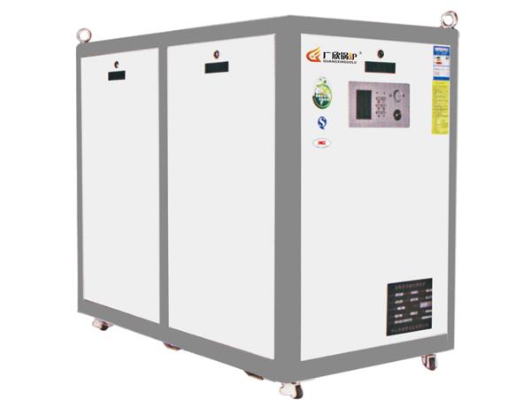 包头DZLG全预混低氮铸铝冷凝式热水锅炉