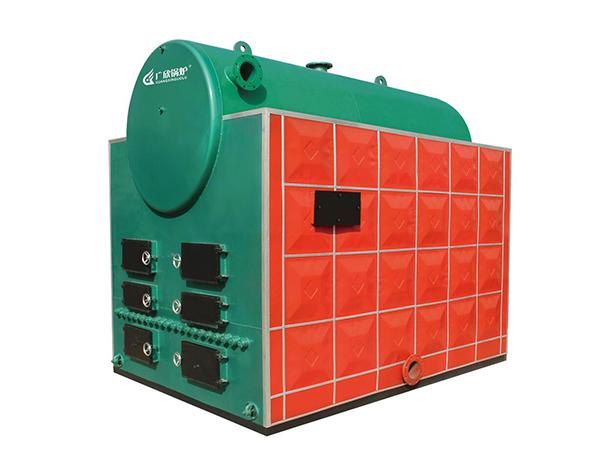 CWSG常压卧式燃煤热水锅炉