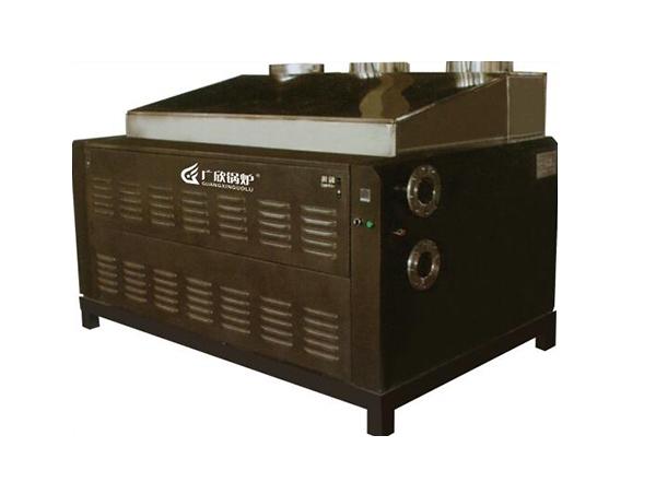 CQGX常压大气式铸铁锅炉