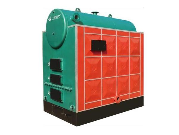 CWSG常压卧式环保燃煤热水锅炉