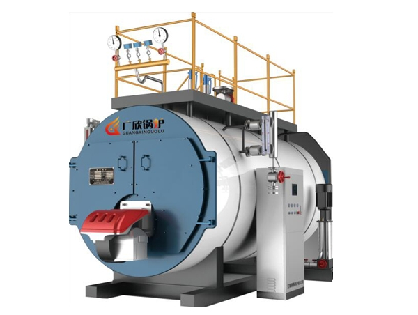 WNS承压卧式燃油(气)热水锅炉