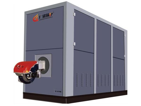 CZQG常压助燃式铸铁锅炉