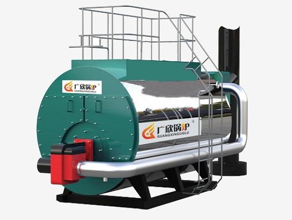CWNS常压卧式燃油(气)超低氮热水锅炉