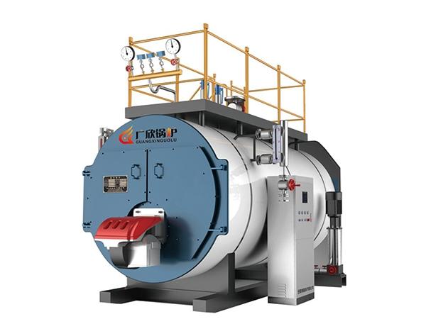 WNS承压卧式燃油燃气热水锅炉
