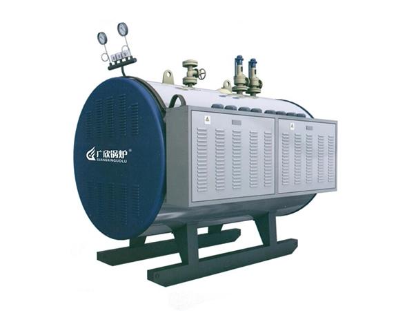 WDR承压卧式电热水蒸汽锅炉