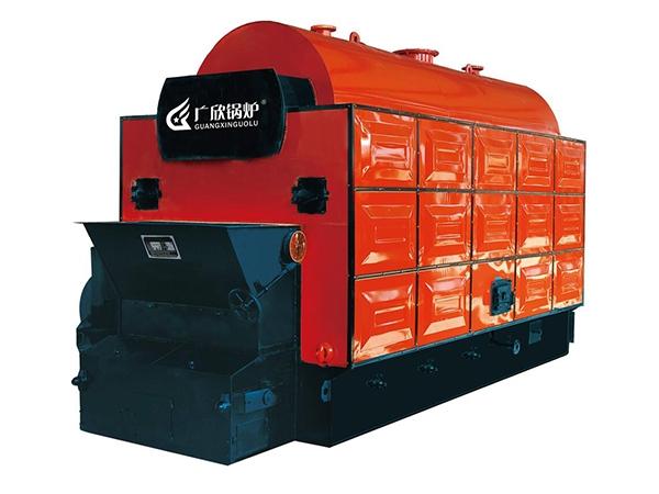 DZL承压卧式自动燃煤热水(蒸汽)锅炉